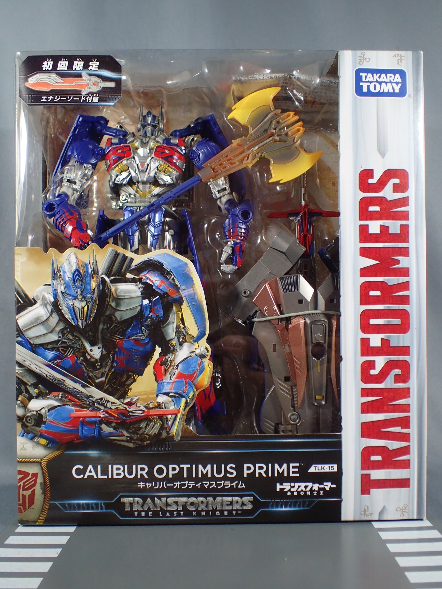 transformers the last knight japan exclusive calibur