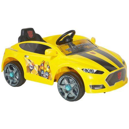 Transformers: The Last Knight Dynacraft Drivable Bumblebee