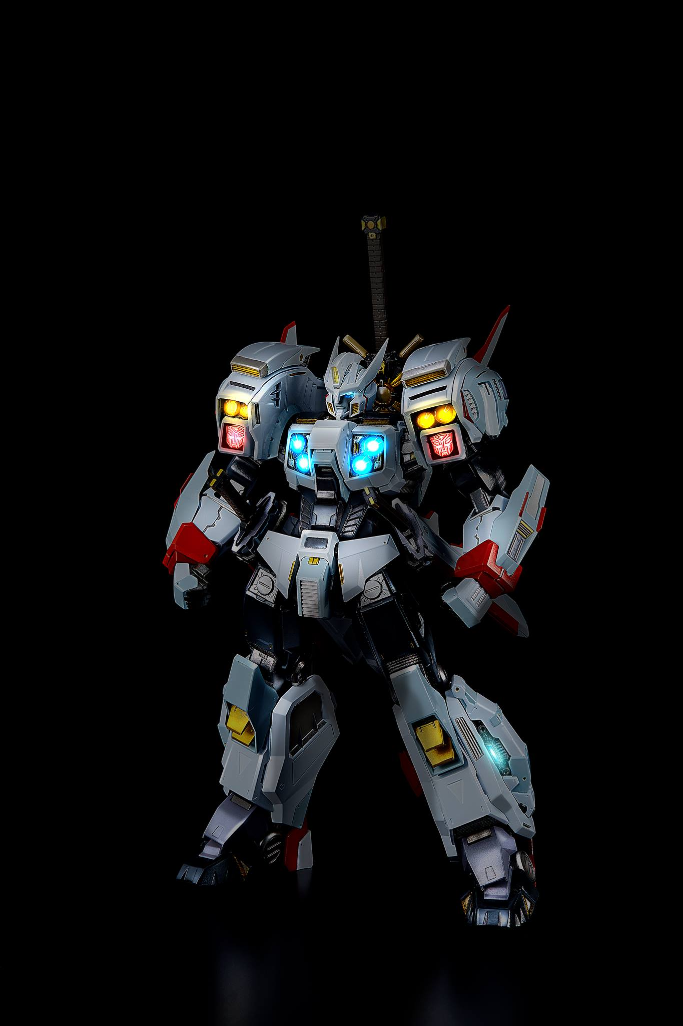 Flame toys drift pre order bonus and other features