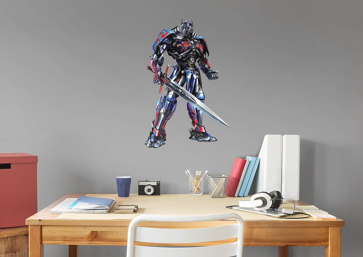 Transformers The Last Knight Fathead Vinyl Wall Decals
