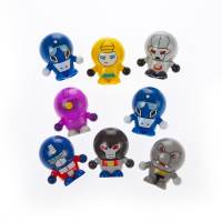 Transformers Bouncing Ball Heads Mini Figures