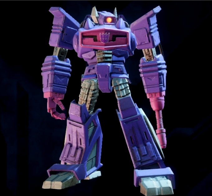 G1 Shockwave Joins Transformers: Forged To Fight ...