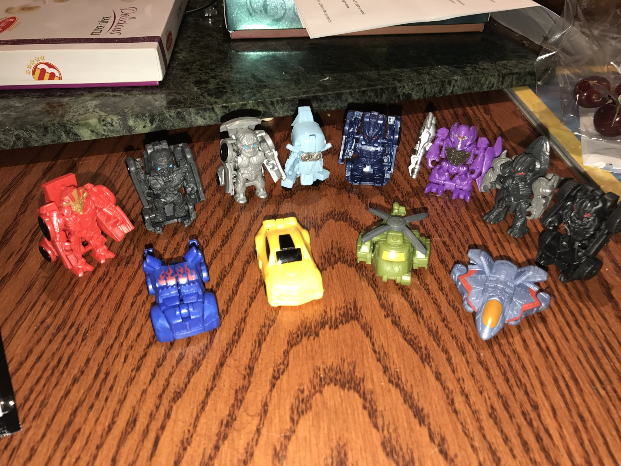 Transformers The Last Knight Tiny Turbo Changers Series 4 Grimlock