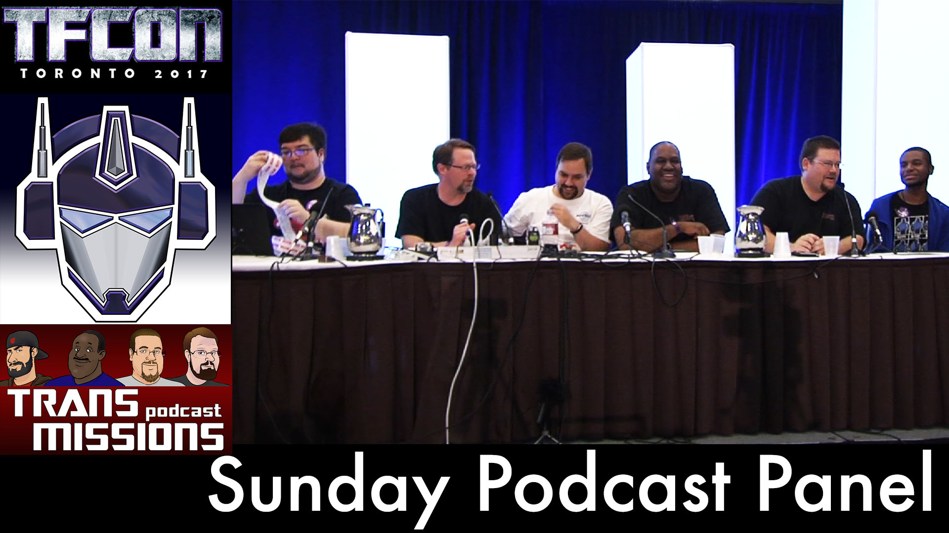 Round Table Podcast.Wtf Tfw Tfcon Roundtable Podcast Transformers News Tfw2005
