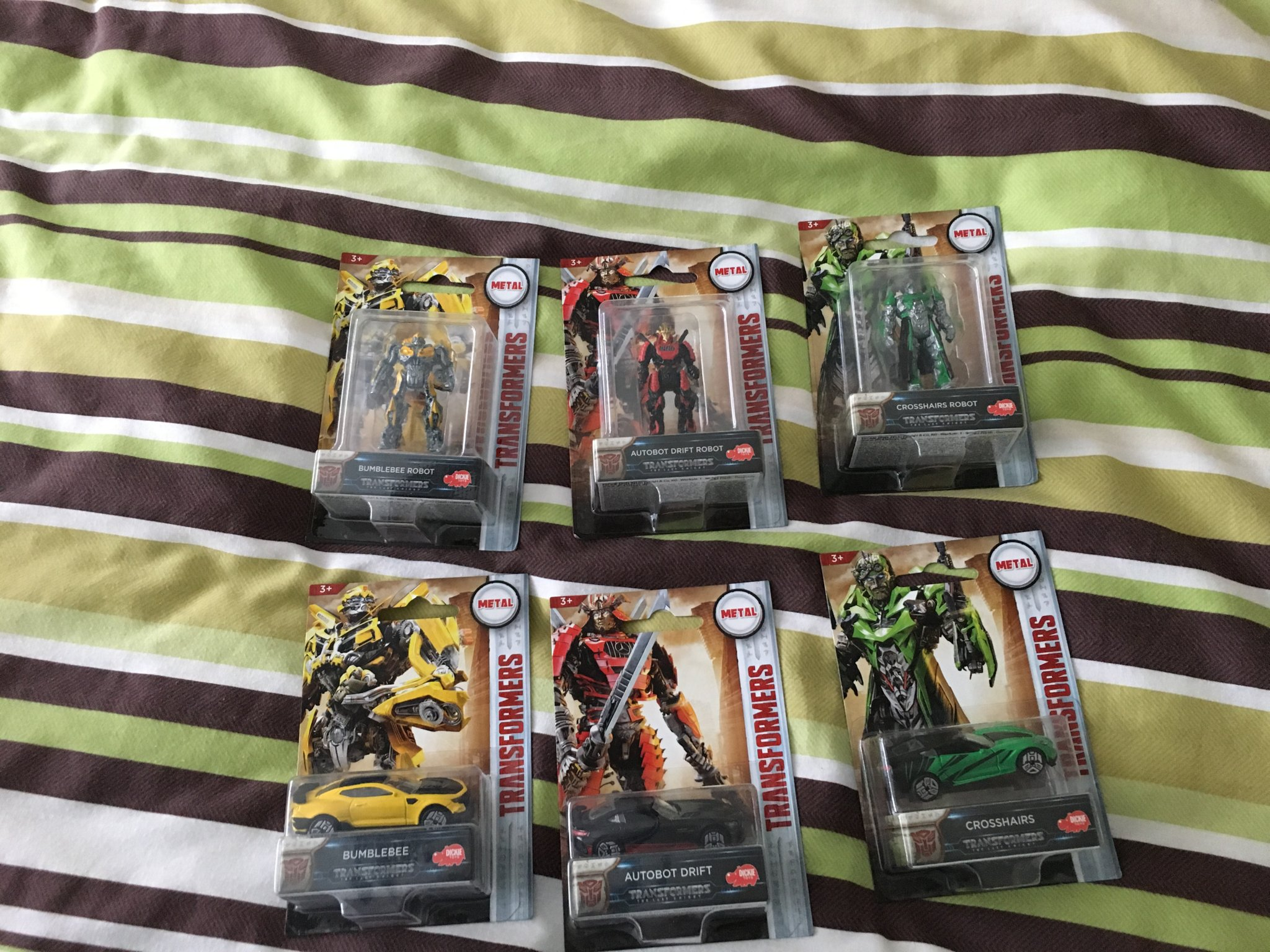 The last knight dickie toys die cast figures found at uk
