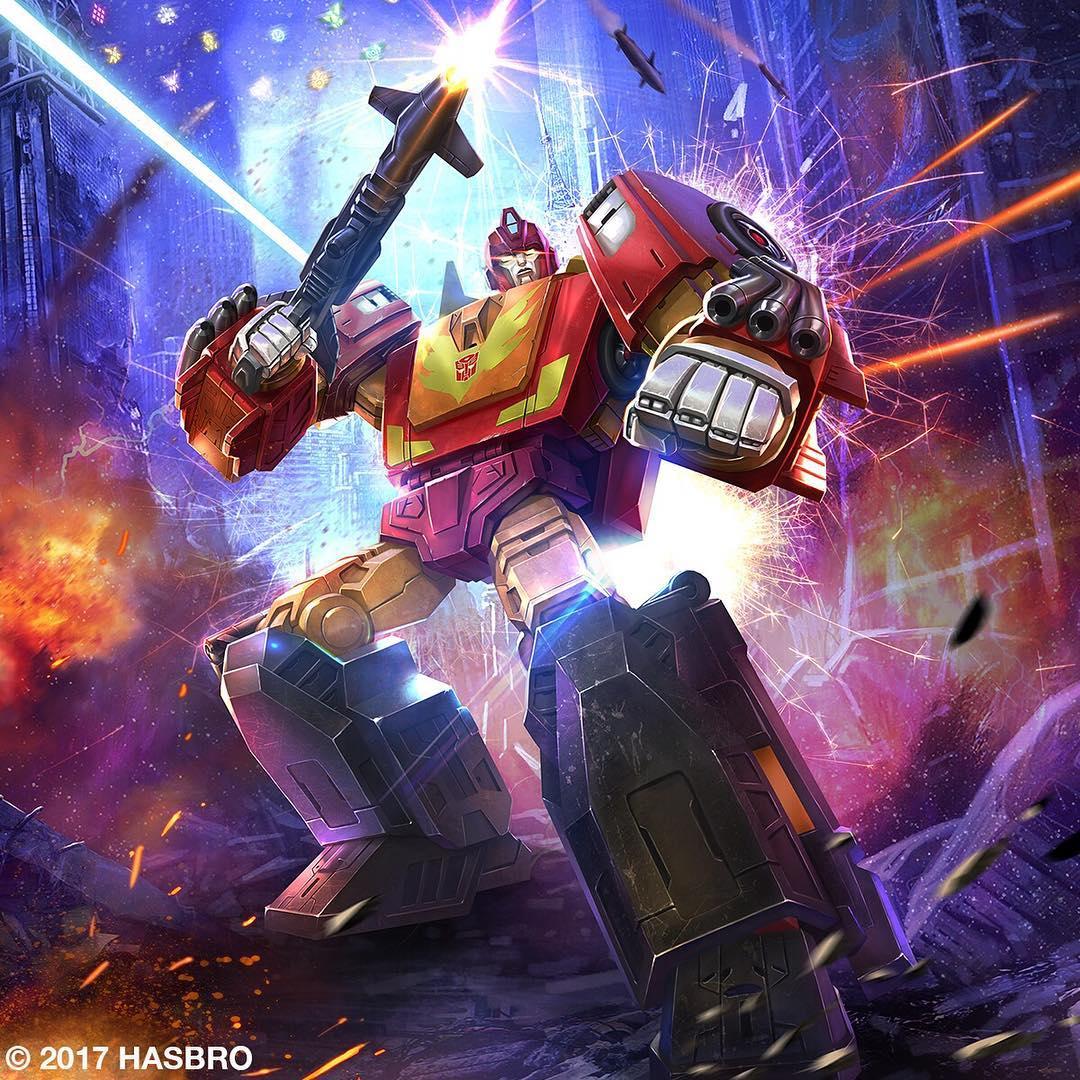 Power Of The Prime Rodimus Prime Art Transformers News