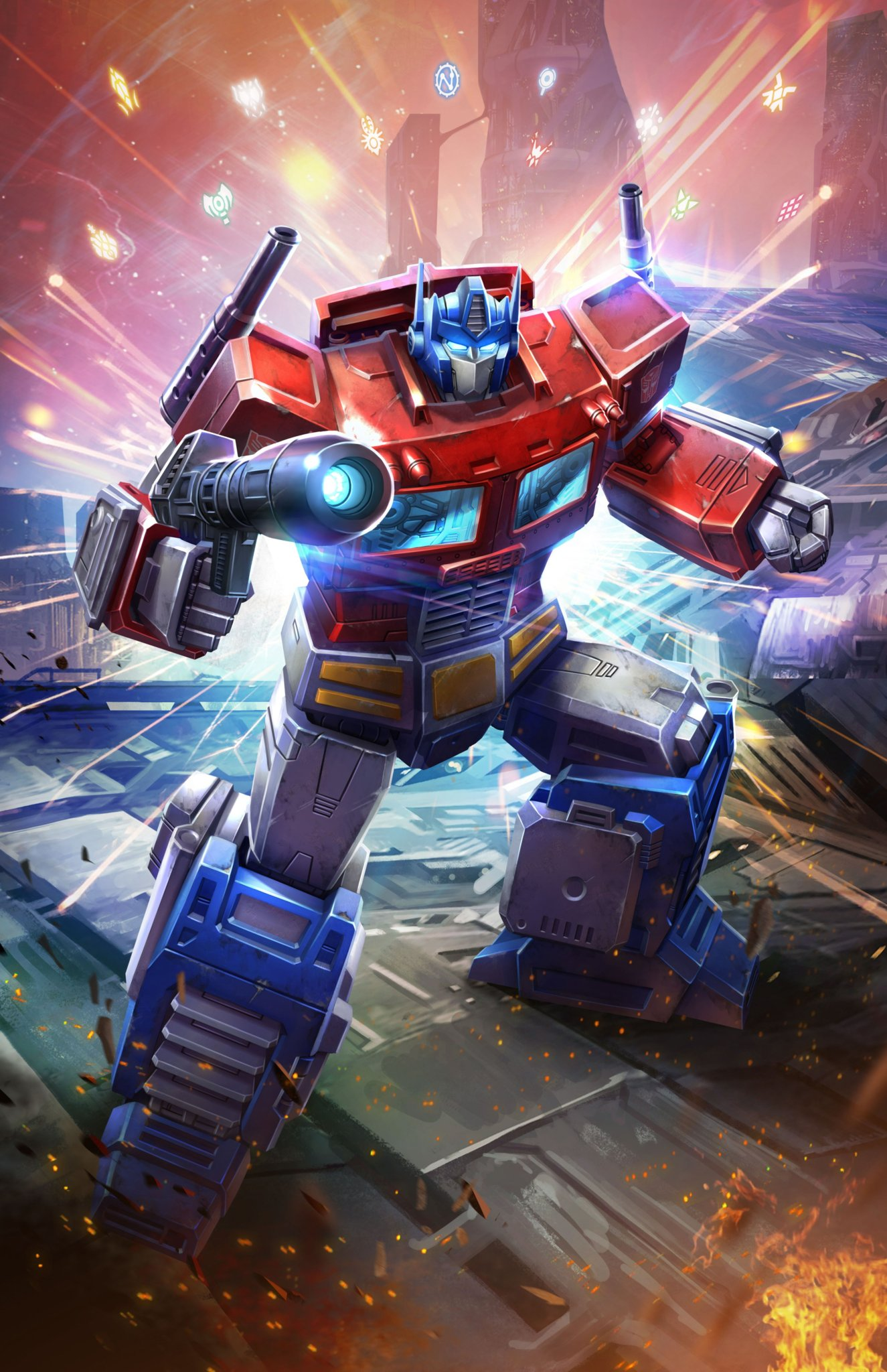 More Transformers: Power Of The Primes Official Images ...
