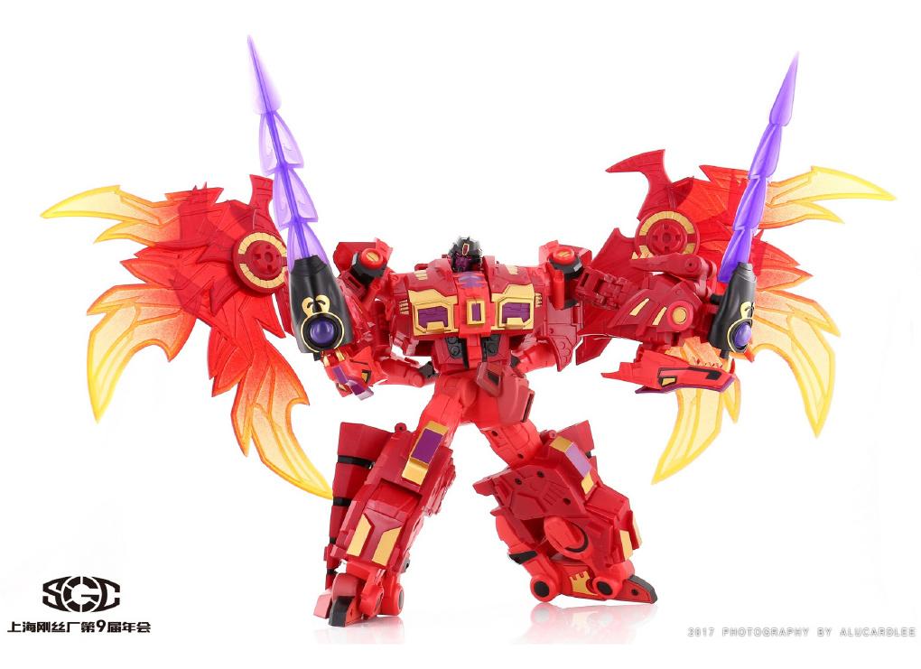 [FansHobby] Produit Tiers - Master Builder MB-03A Red Dragon - aka Transmetal 2 Mégatron (Beast Wars S3) SGC-Dragon-Megatron-01