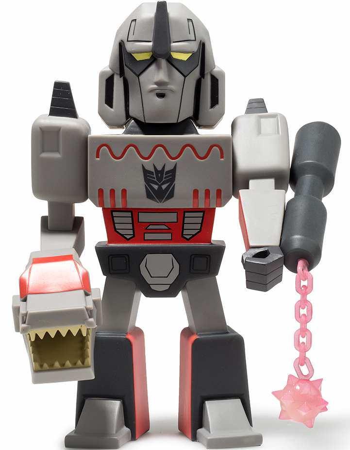 Flagg Transformers Vs G.I Joe Kidrobot Vinyl 1//48