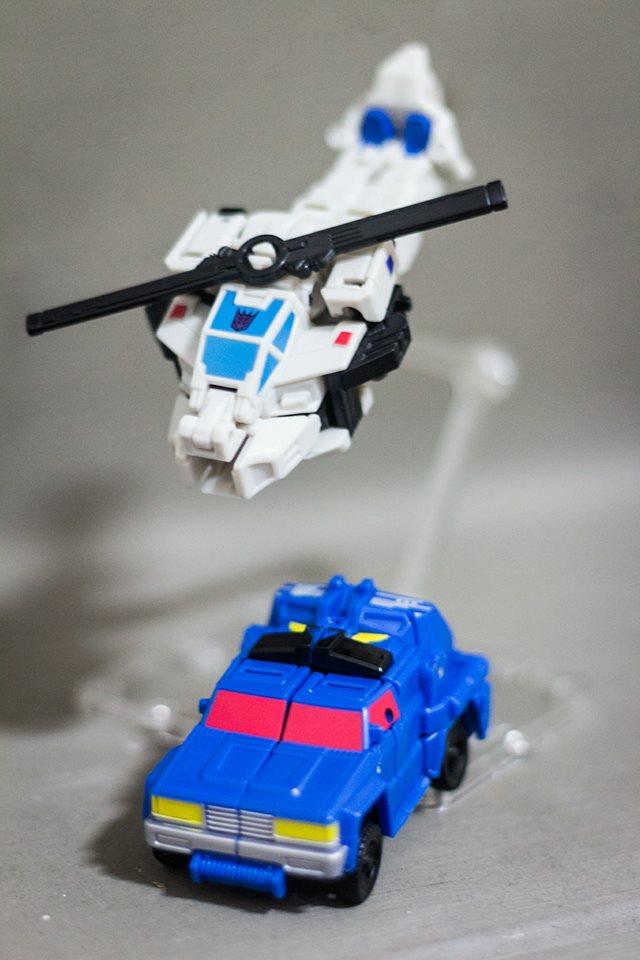 Lot Transformers Power Of The Primes ×3// roadtrap//Tailgate//Battleslash
