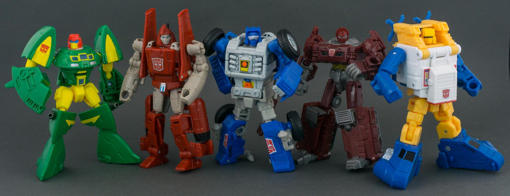 Transformers Power Of The Primes Legend Beachcomber