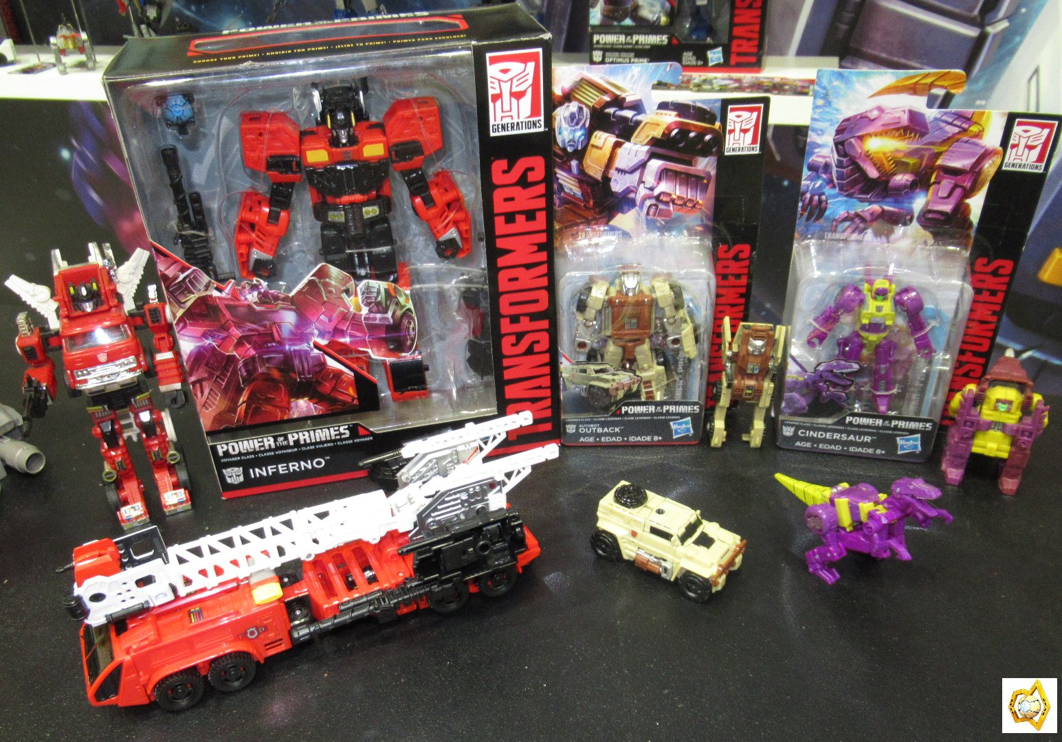 Not Toys For 2018 From Moive : Australian toy fair hasbro transformers fan event