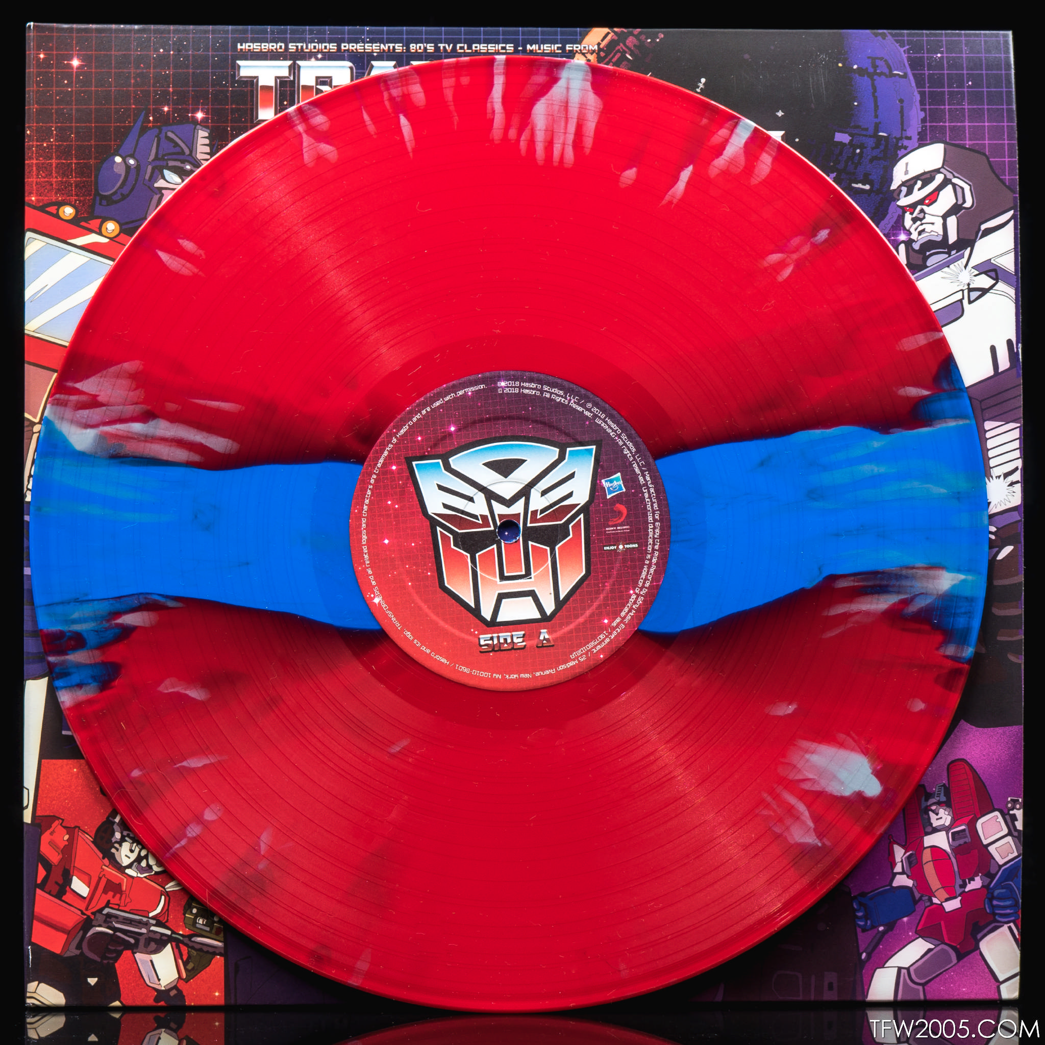 Transformers G1 Score Vinyl In Hand Look And Thoughts