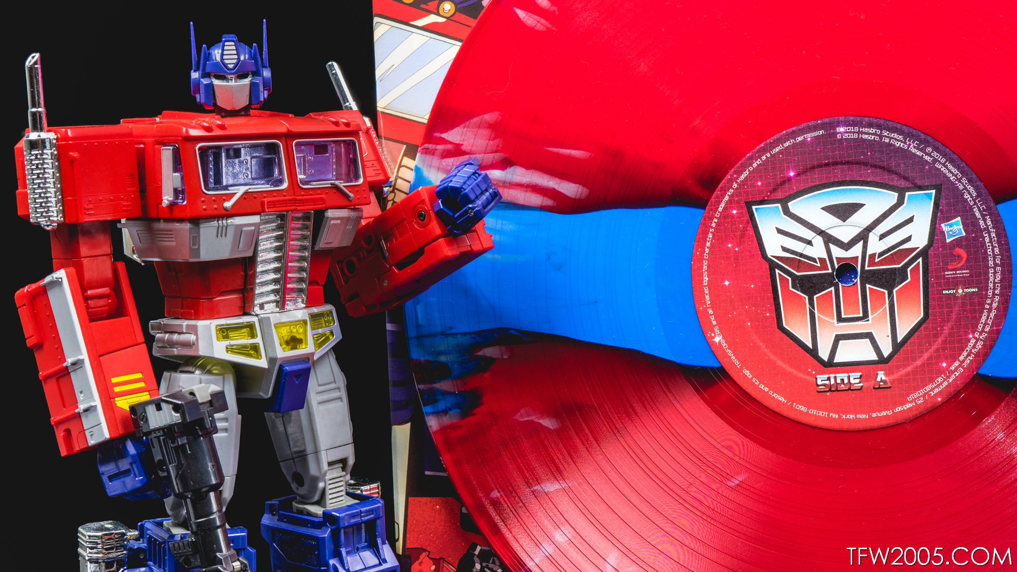 Transformers G1 Score Vinyl Repress Confirmed