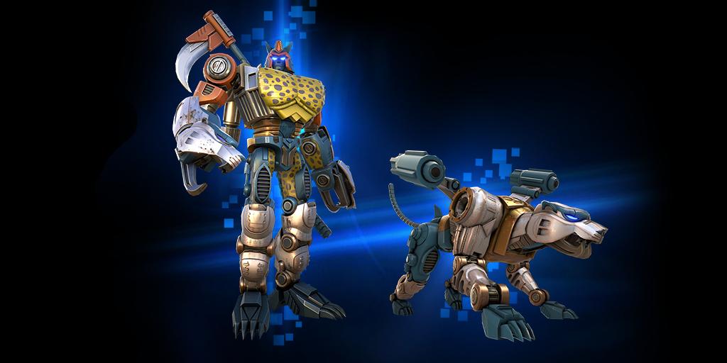 Beast Wars Transmetals Optimus Primal Beast Wars Transmetal ...