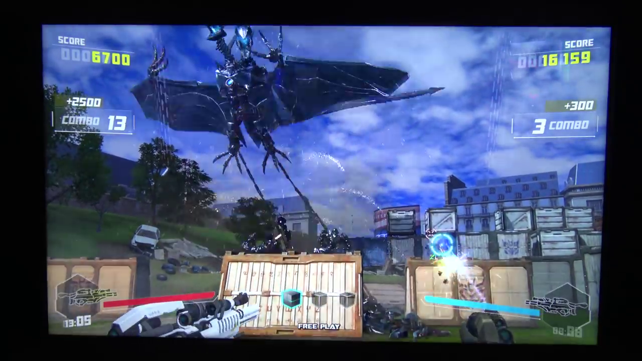 Transformers Shadows Rising Arcade Game By Sega Appearing