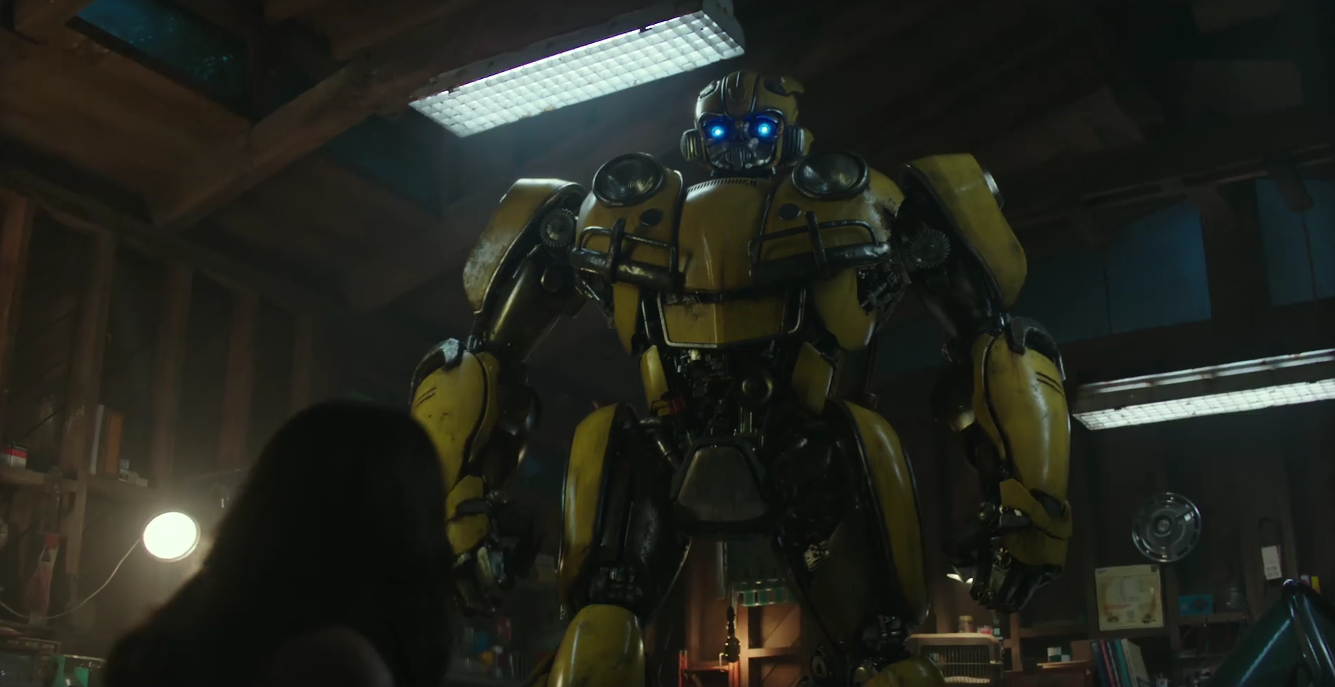 Bumbel Bee Movie: The Bumblebee Movie Trailer Is LIVE!