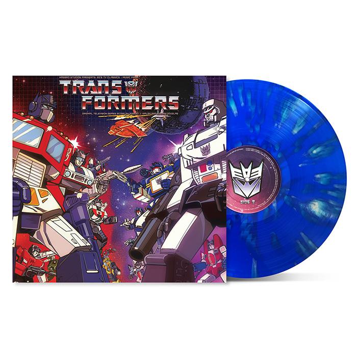 Transformers G1 Score Vinyl Repress Retail Exclusive