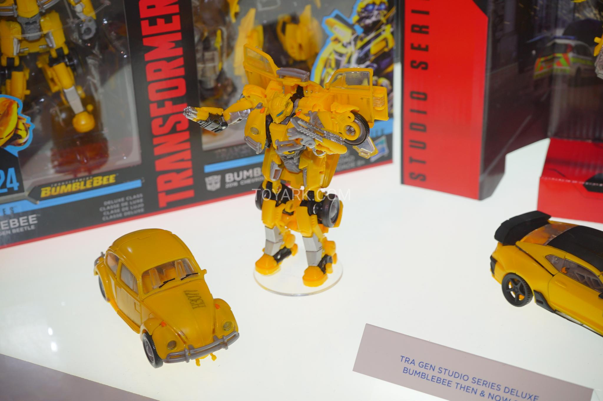 san diego comicon 2018 bumblebee the movie toys images