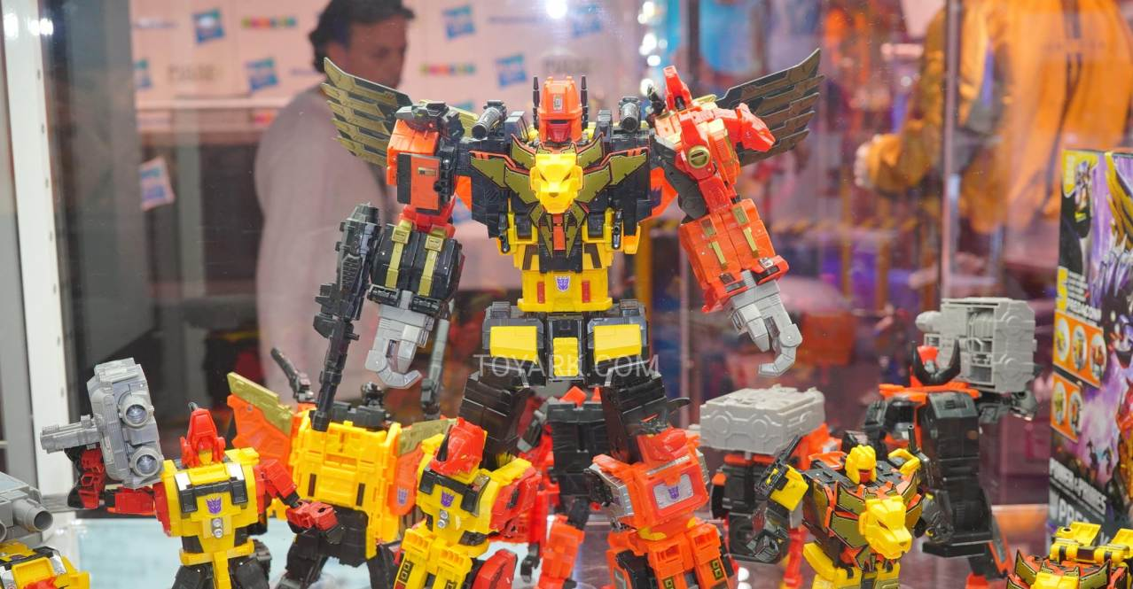 Transformers Hasbro Power Of The Primes POTP Novastar Deluxe Ver New In-Hand