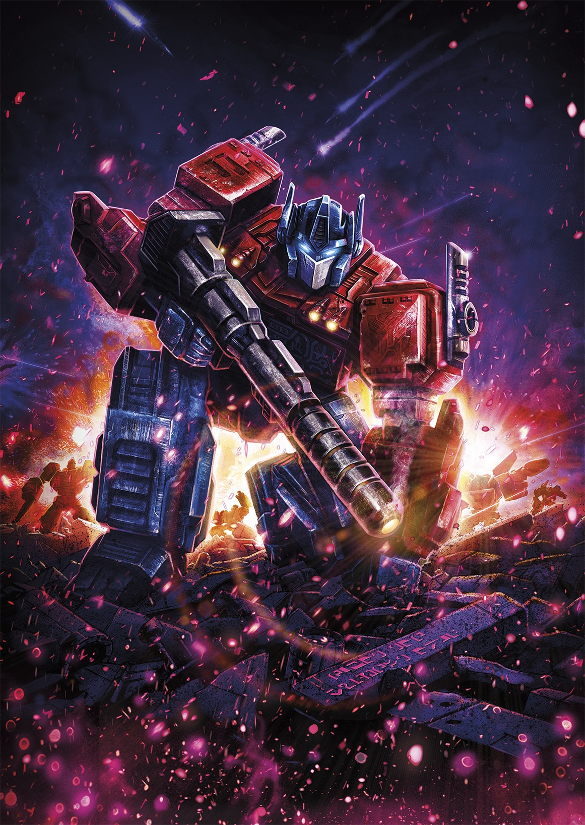 Transformers Generations War For Cybertron Figures