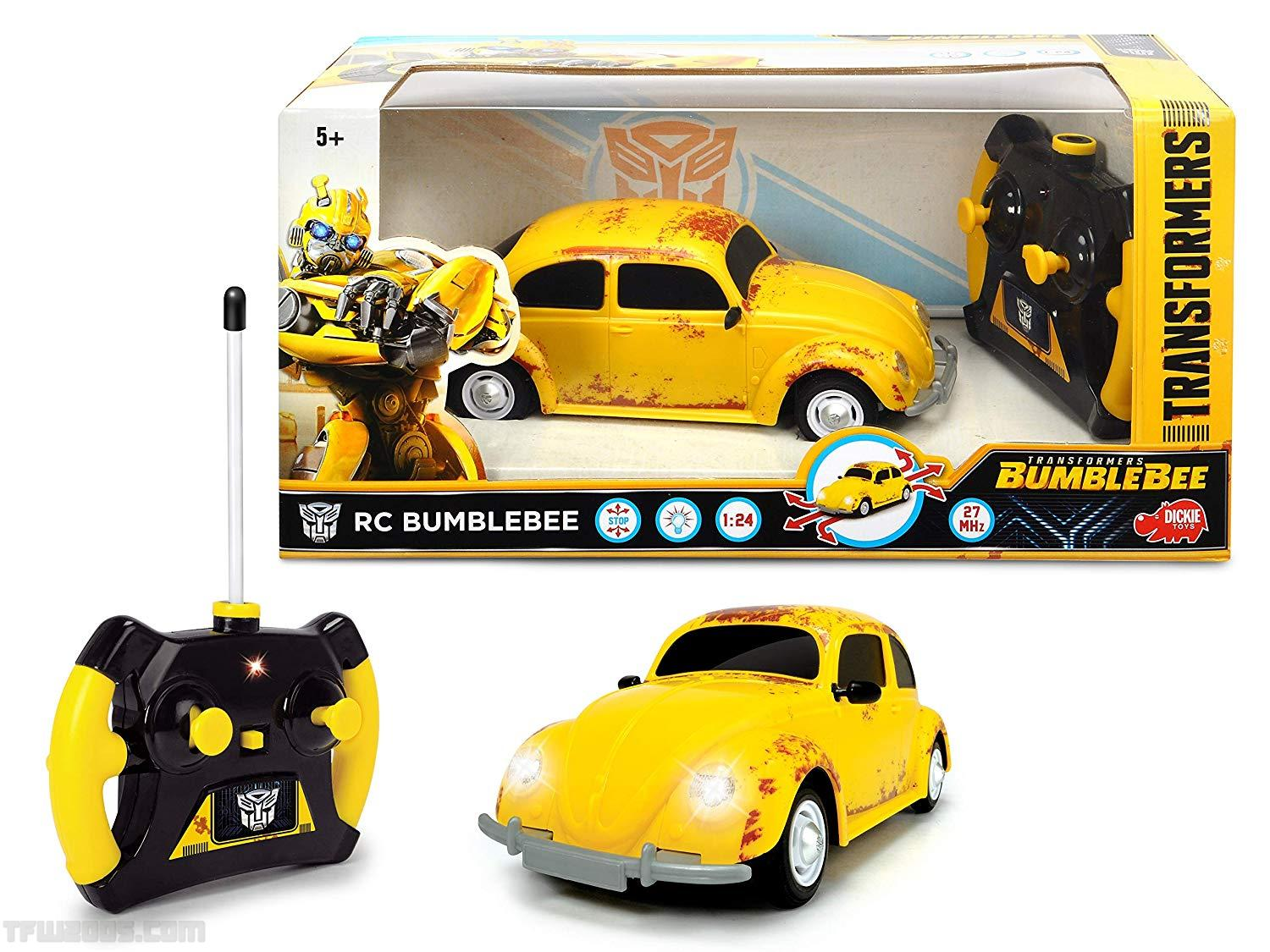 Simba Dickie Transformers: Bumblebee Movie Licensed RC ...