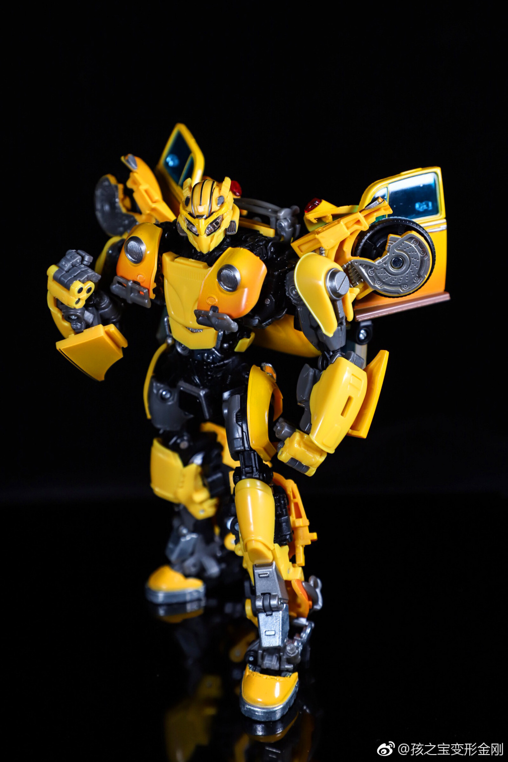 Tranformers Masterpiece Movie MPM-07 Bumblebee (VW Beetle) Official And Announcement And Images ...