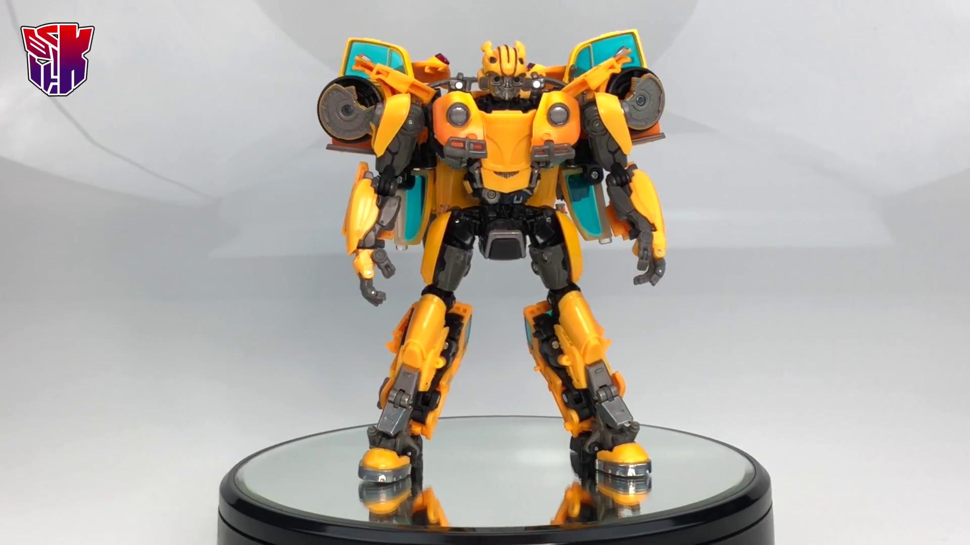 TAKARA Transformers Movie 6 MPM07 MPM-07 Beetle Bumblebee in stock