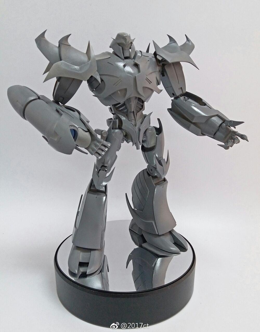 Iron warrior transformers prime megatron action figure prototype transformers news tfw2005 - Transformers prime megatron ...