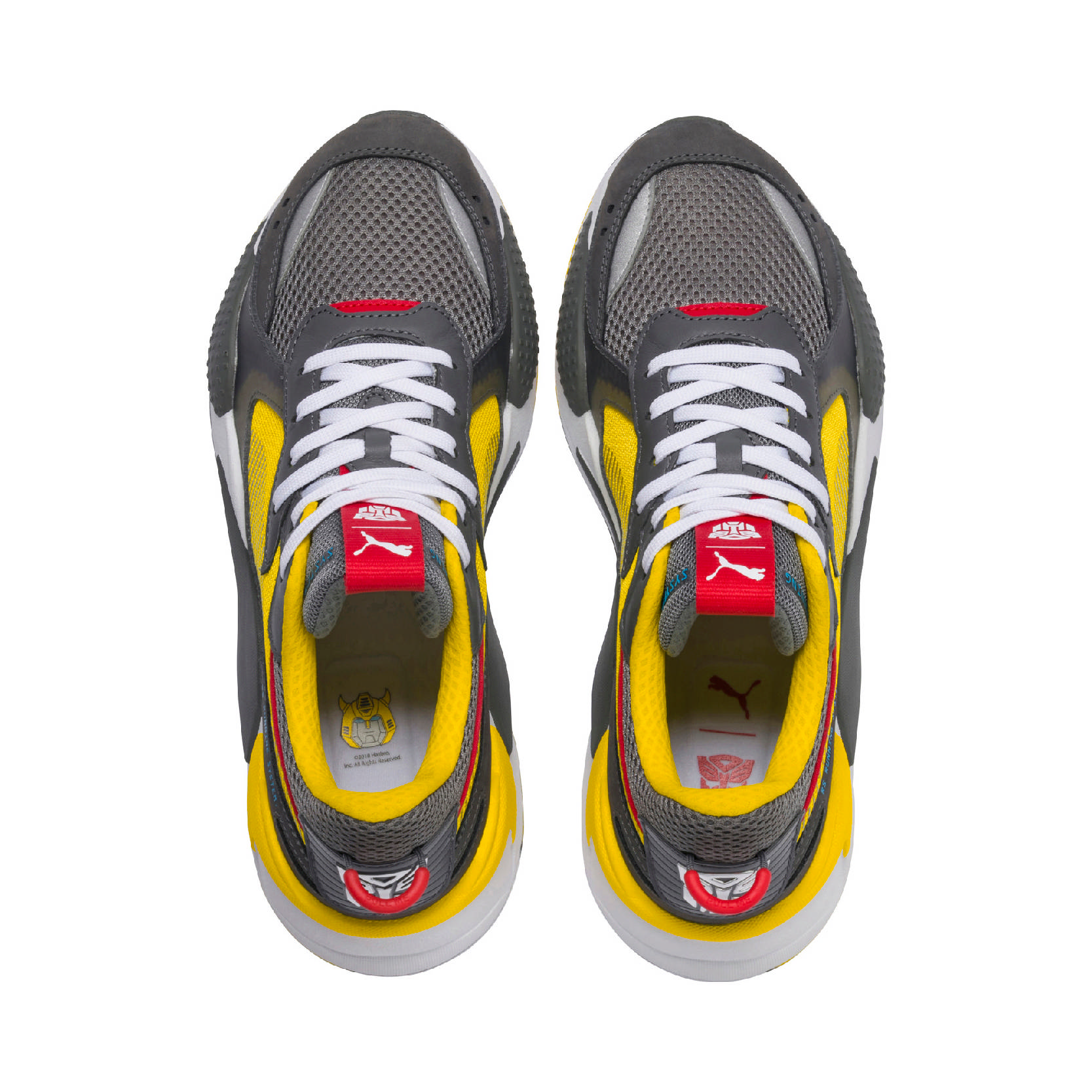 Puma RS-X Transformers Pack Fully