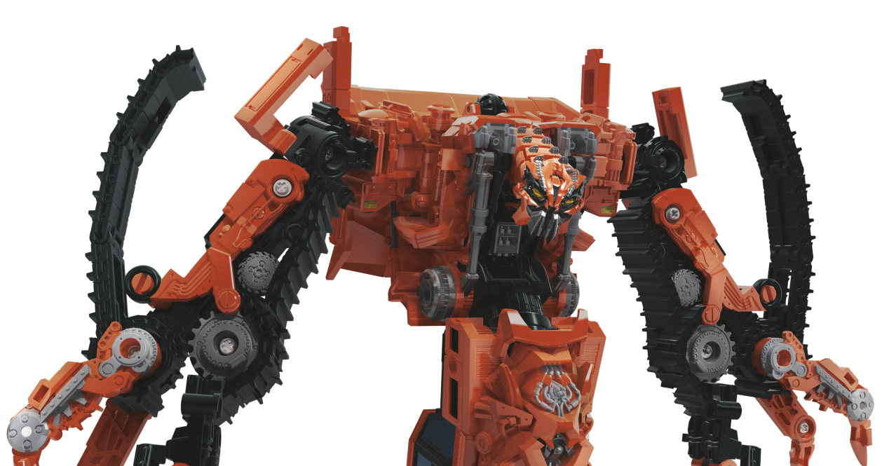 Transformers: Studio Series Shatter, Cogman, Scrapmetal, Rampage