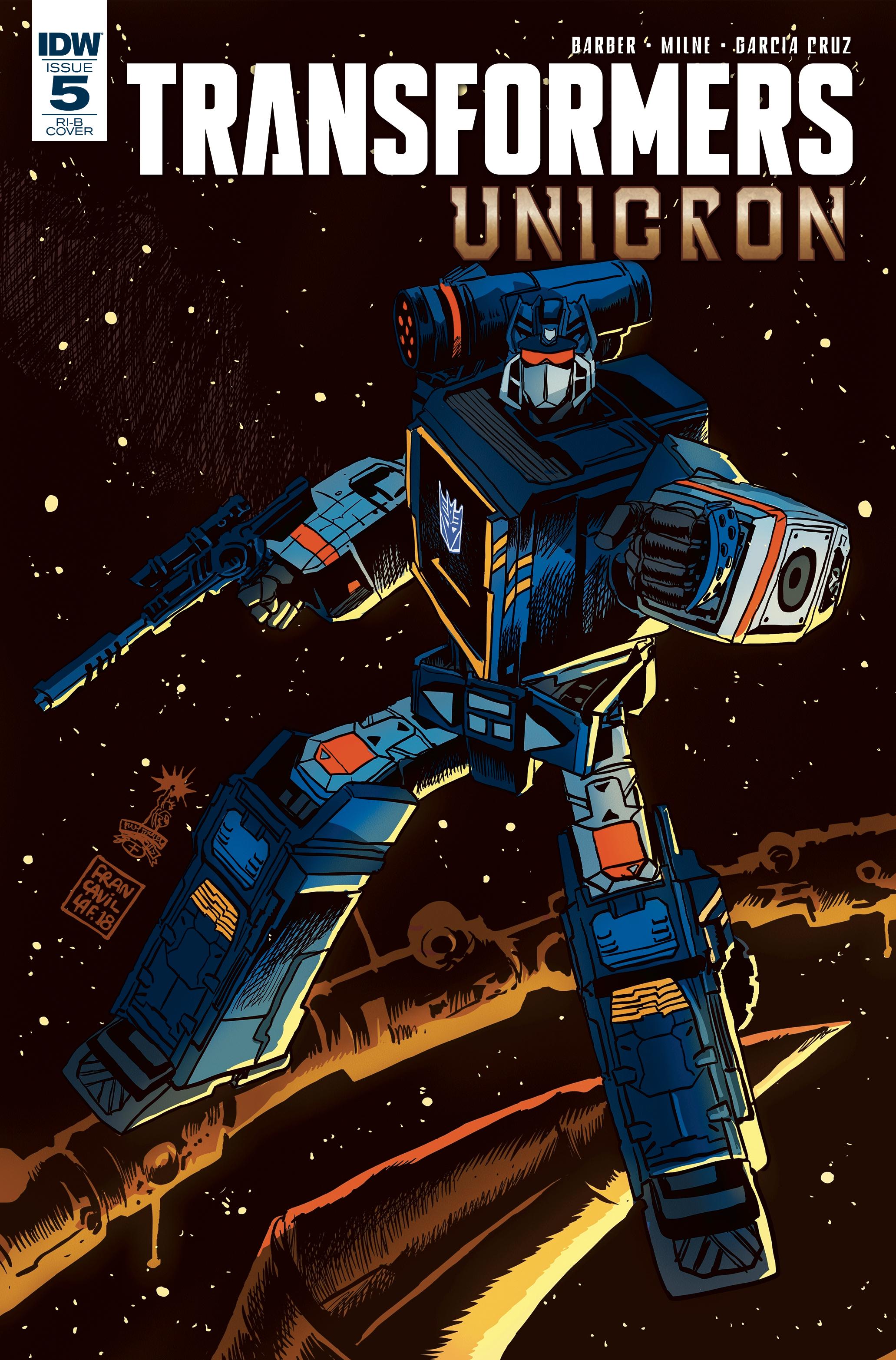 Unicron Transformers Prime IDW Transformers: Unic...