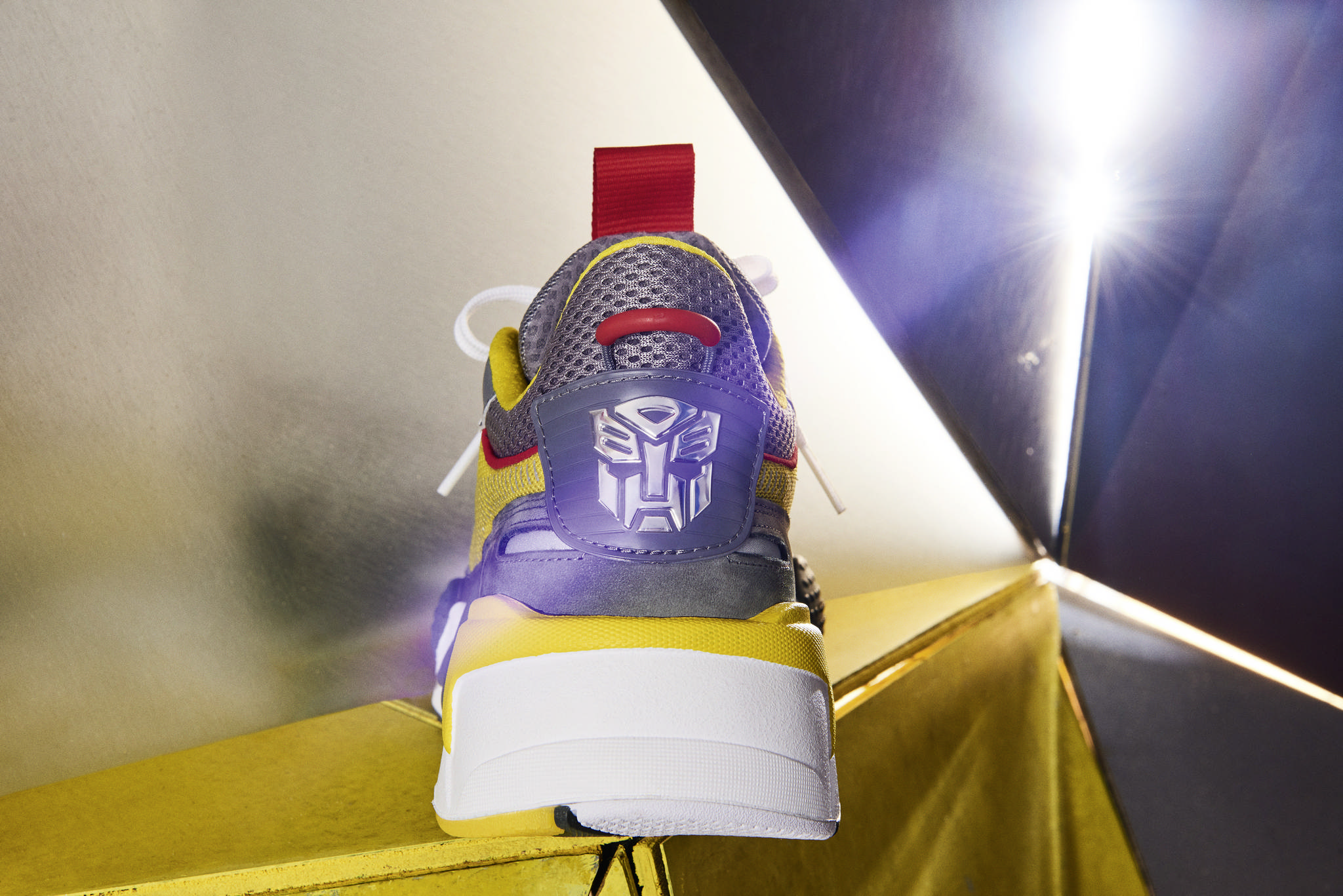 c753444f883fdd Transformers x Puma Sneakers Revealed! - Transformers News - TFW2005