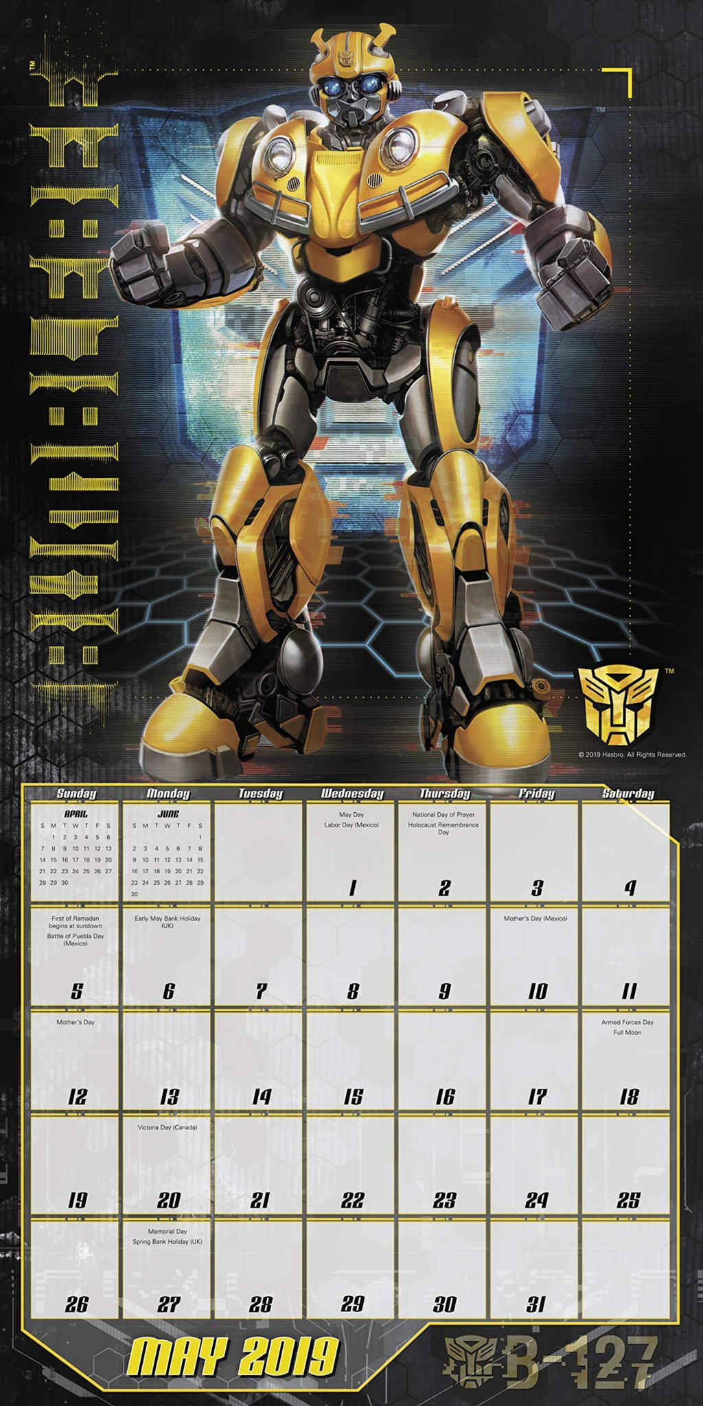 Brand New Transformers: Bumblebee Promo Art From 2019 Wall ...