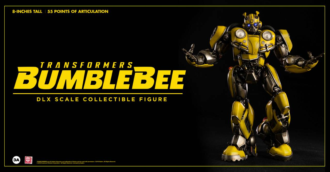 3A DLX Bumblebee Official Images (Updated, High Res) - Transformers