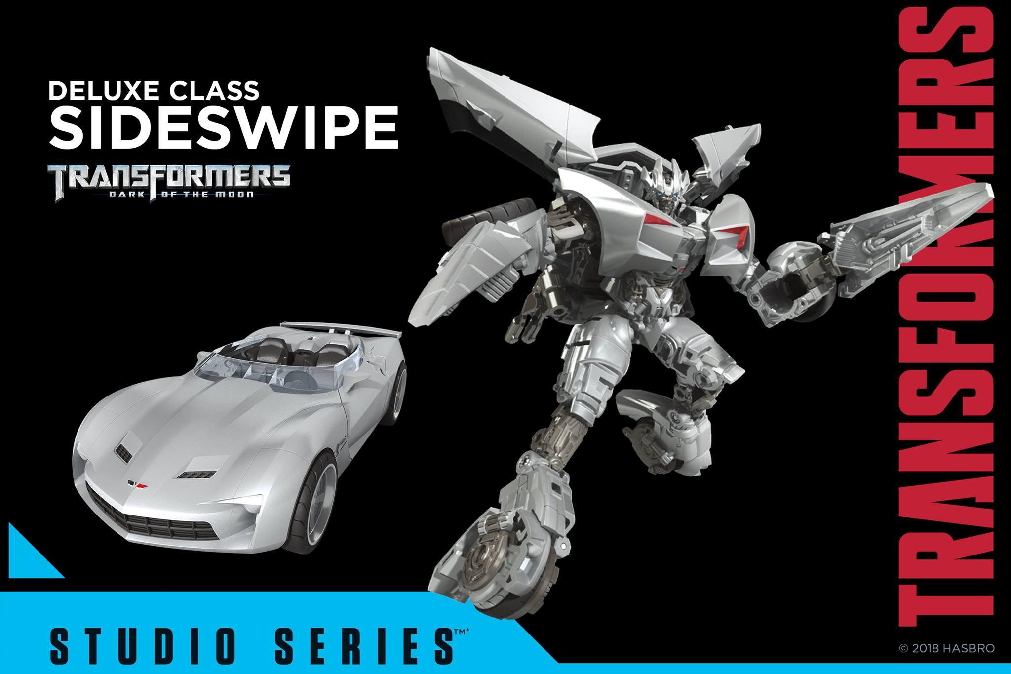 List Of Transformers >> Transformers Studio Series 2019 Case List Transformers