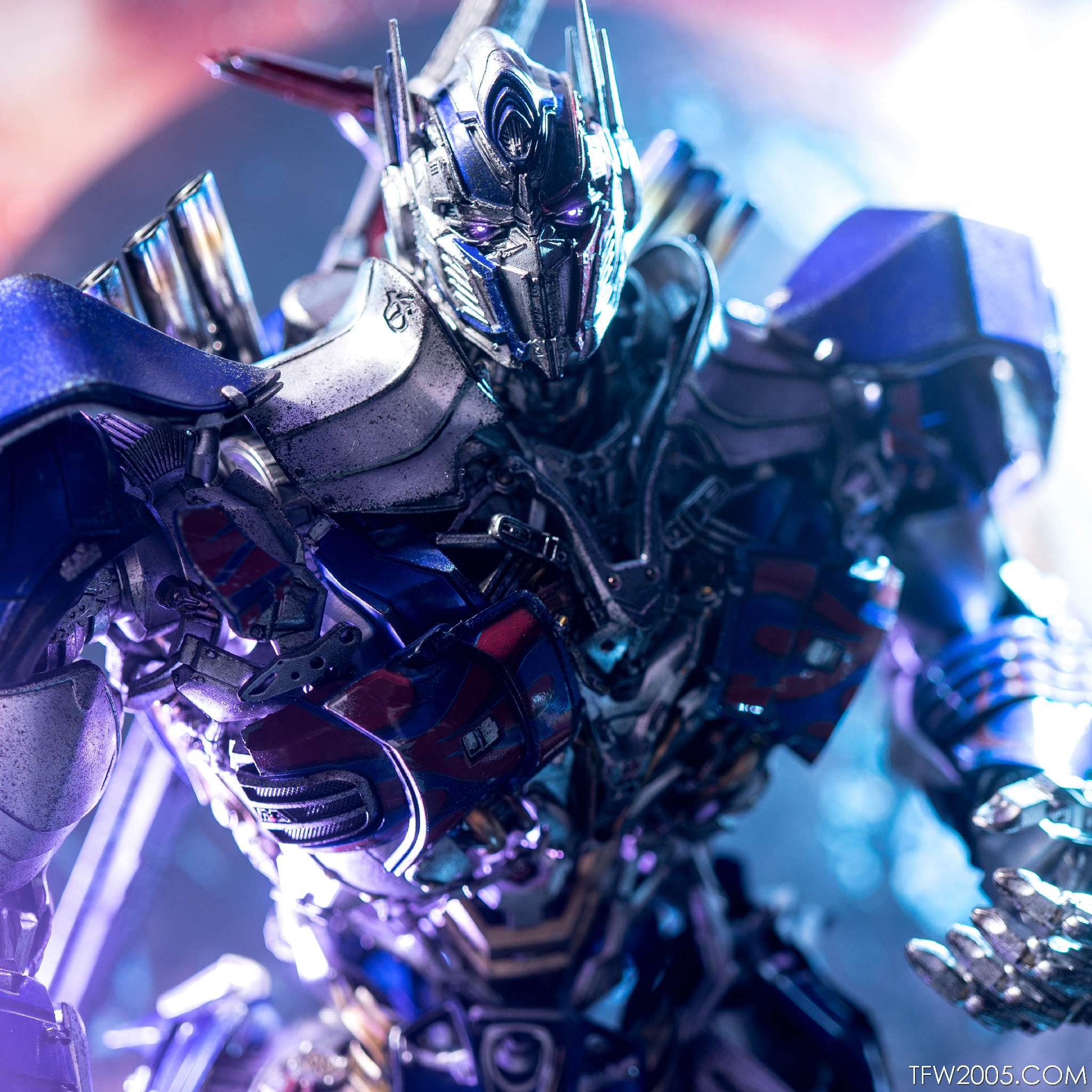 3a transformers the last knight optimus prime photo review
