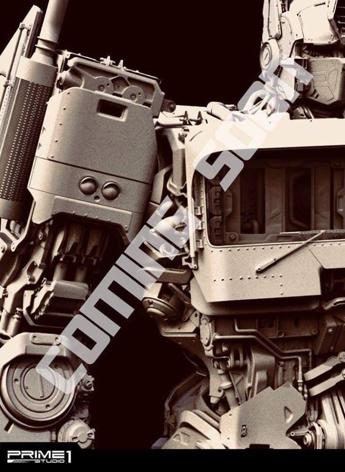 Statues des Films Transformers (articulé, non transformable) ― Par Prime1Studio, M3 Studio, Concept Zone, Super Fans Group, Soap Studio, Soldier Story Toys, etc - Page 6 Prime-1-Studio-Bumblebee-Movie-Optimus-Prime