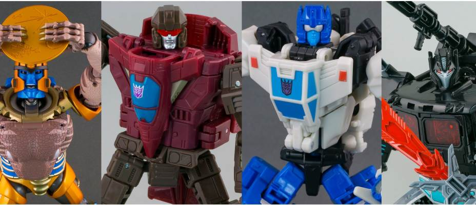 TFW2005's Top Official Toys of 2018