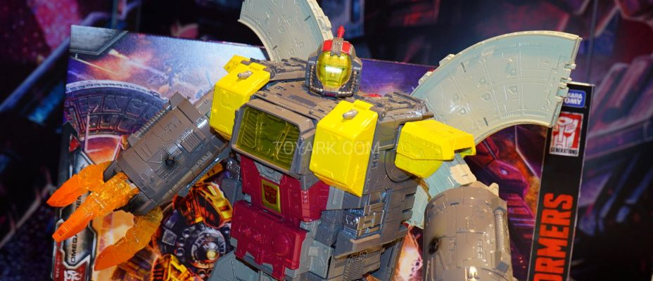 Toy Fair 2019 - Transformers War For Cybertron: Siege Images