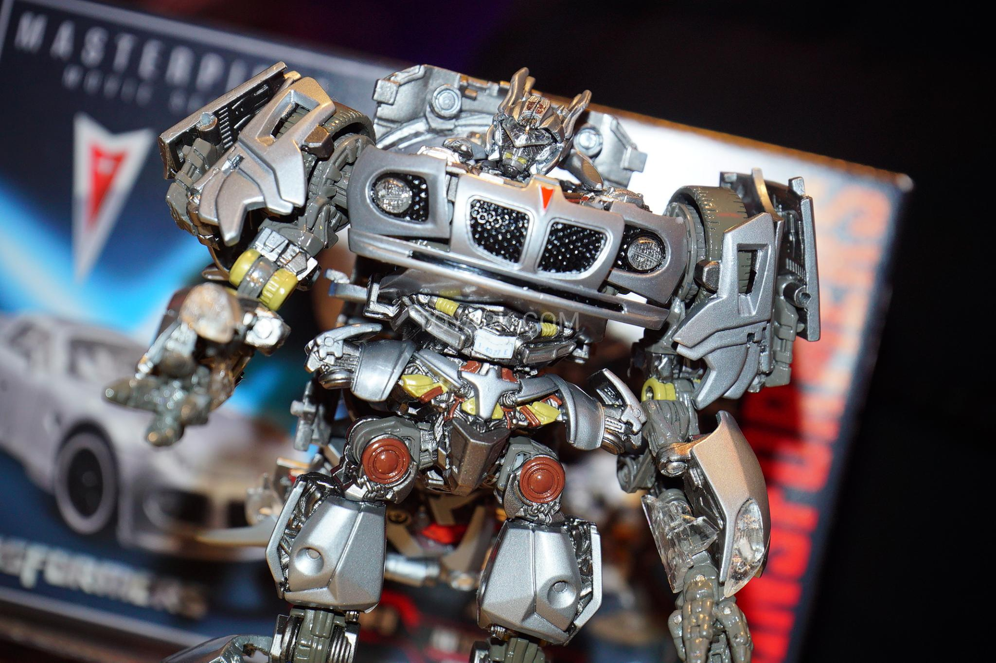 Toy Fair 2019 - Transformers Movie Masterpiece Images