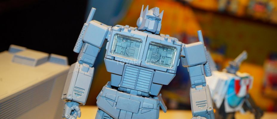 Toy Fair 2019 - Transformers Masterpiece Images