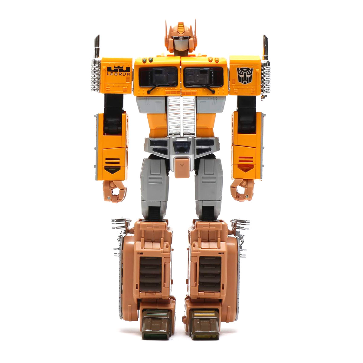 75383bc2ec1 Transformers Masterpiece MP-10 ASL Convoy Atmos Safari Lebron Ver ...