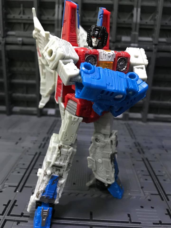 war for cybertron siege starscream and soundwave in