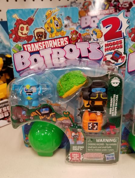 c7f07809 Transformers BotBots: Series 2 5-Packs Out at U.S. Retail ...