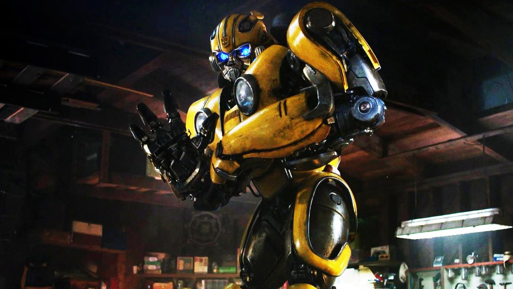 Transformers: Bumblebee 2 To Have A Little More Bayhem ...