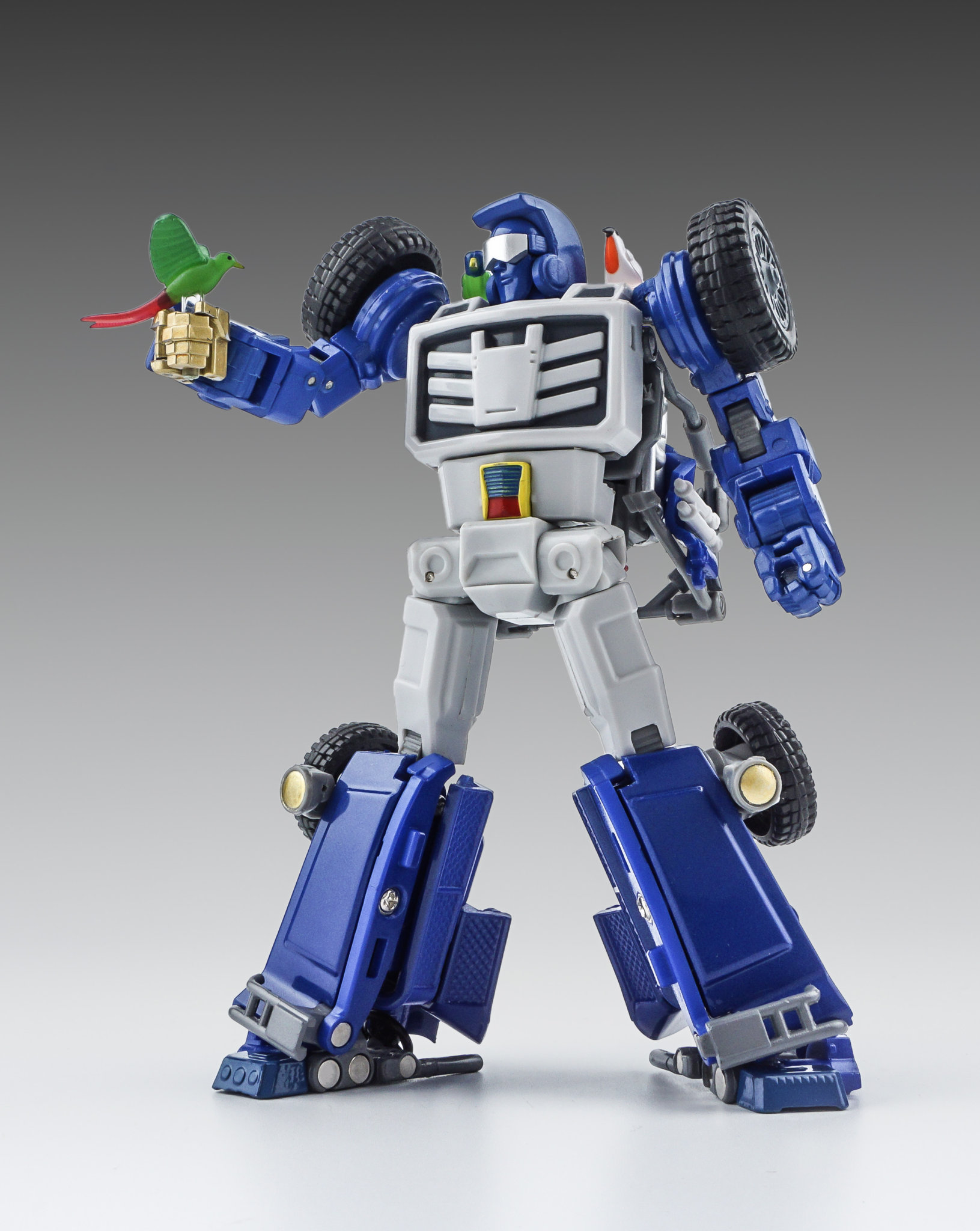 NEW X-TRANSBOTS Transformers MM-VIII Arkose G2 Color Beachcomber Figure In Stock
