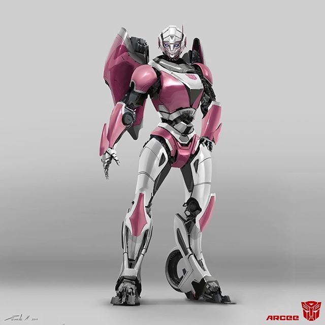 Bumblebee Movie Concept Art Round Up 8 Cybertronian Robots