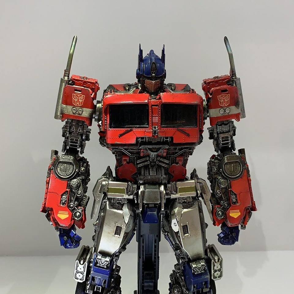 3A DLX Bumblebee Movie Optimus Prime Images - Transformers ...