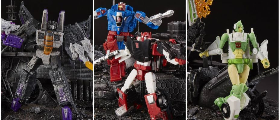 New Siege Figures Revealed - G2 Sideswipe, Slamdance, Skywarp and More!